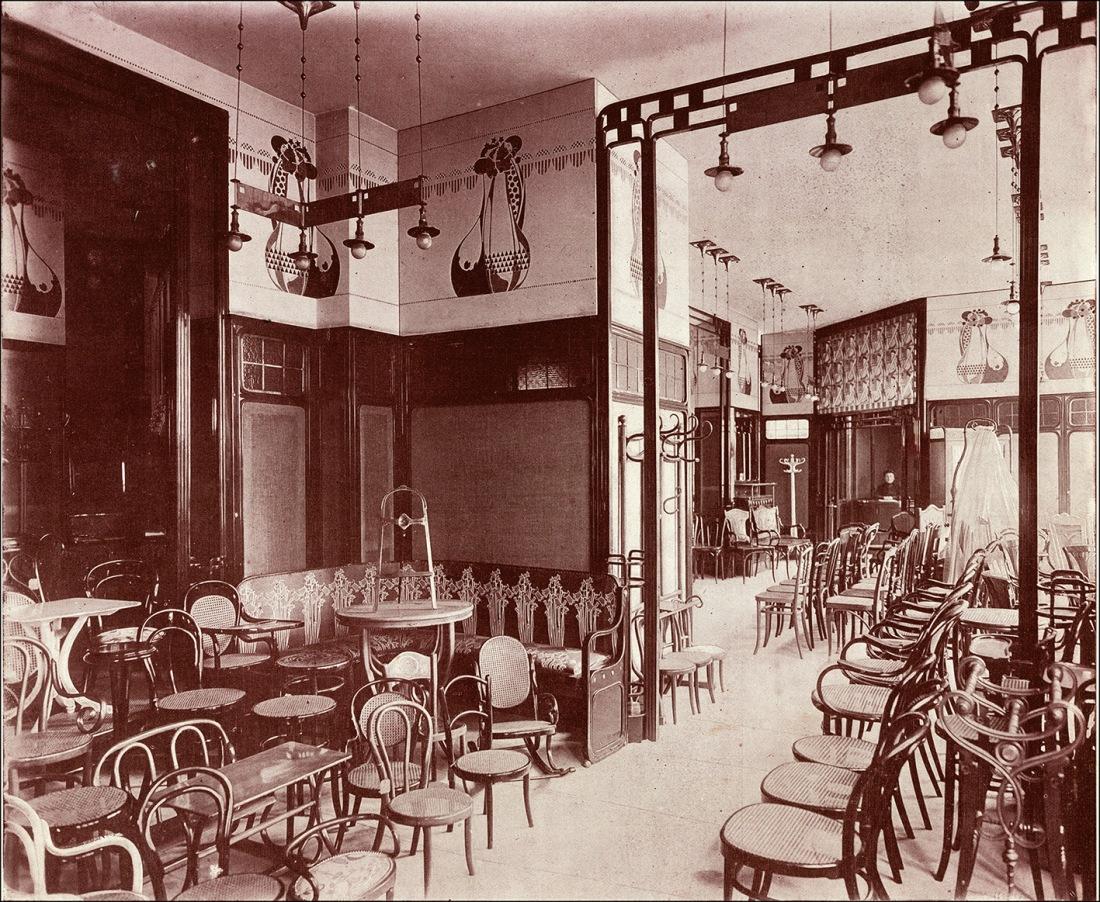 4 Interior de la tienda paris grande