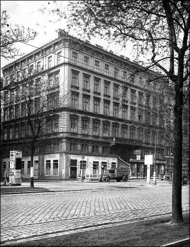 1., Kärntner Ring 8; Akademiestraße 8 | ca. 1942